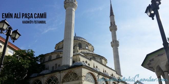 Emin Ali Paşa Camii - Emin Ali Pasa Mosque