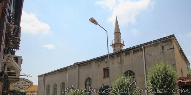 Kapı Ağası Mahmut Ağa Camii - Kapi Agasi Mahmut Aga Mosque