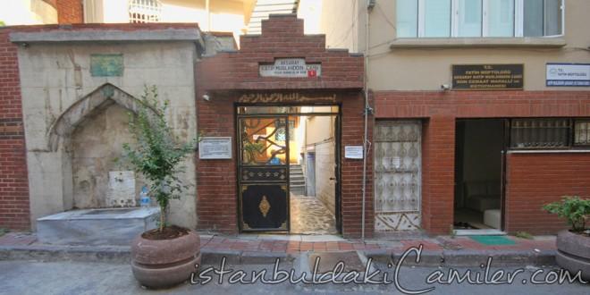 Katip Müslihittin Camii - Katip Müslihittin Mosque