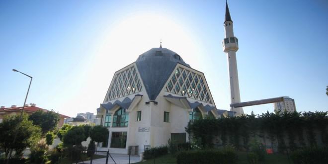 Mustafa Kanat Camii - Mustafa Kanat Mosque