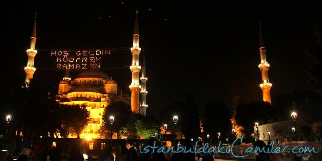 Sultan Ahmet Camii - Blue Mosque