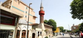 Yerebatan Camii - Yerebatan Mosque