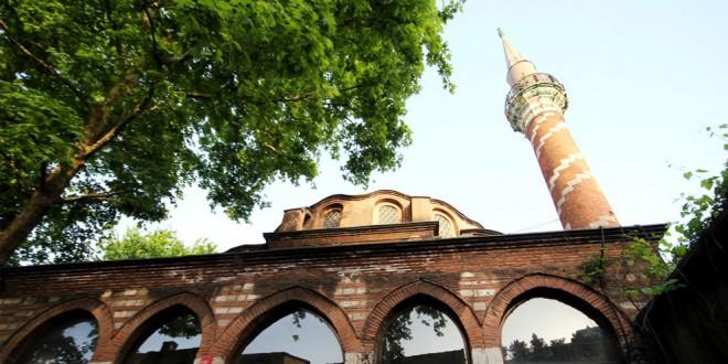 Zeynep Sultan Camii - Zeynep Sultan Mosque