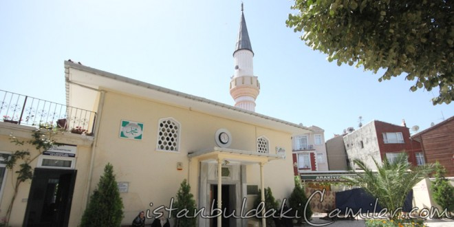 Arakiyeci Mehmet Ağa Camii , Fatih - Arakiyeci Mehmet Aga Mosque