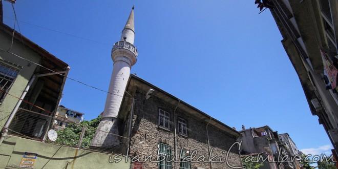 Çadırcı Ahmet Çelebi Camii - Cadirci Ahmet Celebi Mosque