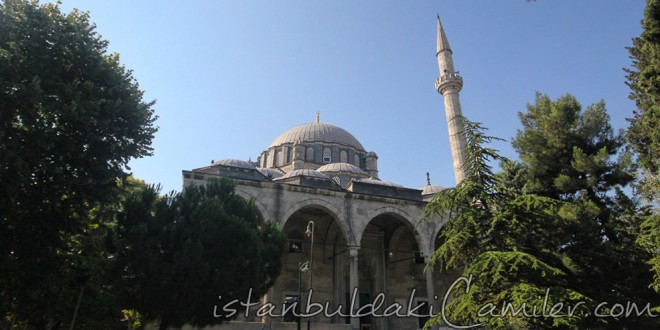 Hekimoğlu Ali Paşa Camii - Hekimoglu Ali Pasha Mosque