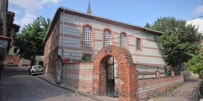 Hacı İlyas Yatağan Camii - Hacı ilyas Yatagan Mosque
