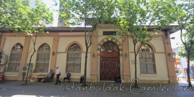 Hüsambey Camii - Husambey Mosque