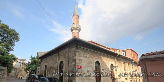 Katip Muslihiddin Camii Yazıcı - Katip Muslihiddin Mosque Yazici