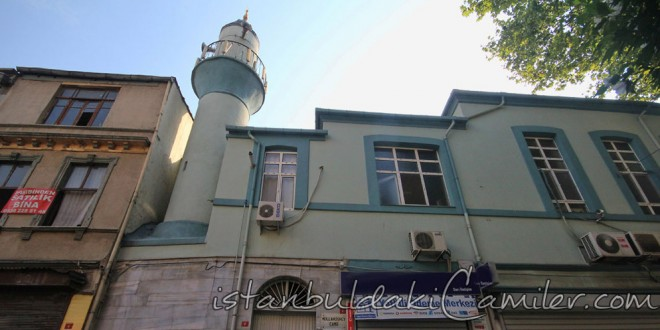 Molla Hüsrev Camii - Molla Husrev Mosque