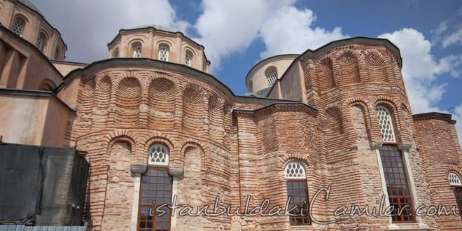 Molla Zeyrek Camii - Molla Zeyrek Mosque