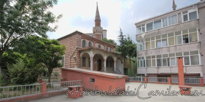 Tevkii Cafer Camii - Tevkii Cafer Mosque