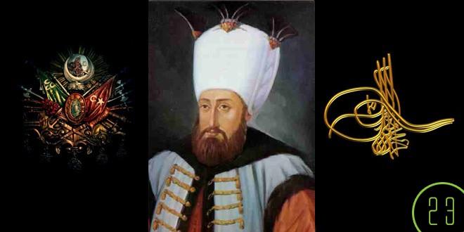 Sultan 3. Ahmet | 1703-1736 . 1703-1730