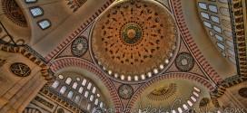 Süleymaniye Cami'nin kubbesi