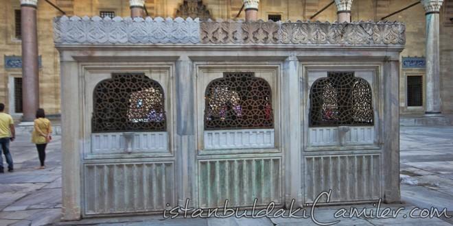 Süleymaniye Camii Şadırvanı